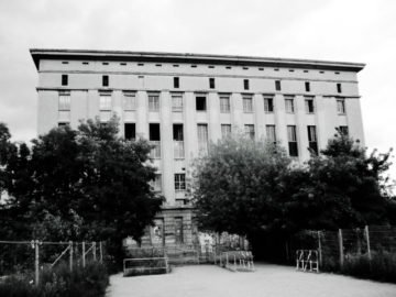 Berghain Reveals Lineup for NYE Marathon