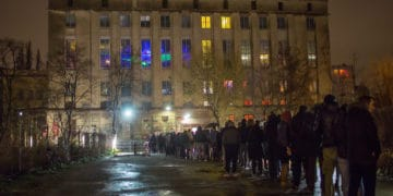 This is how you should dance at Berghain
