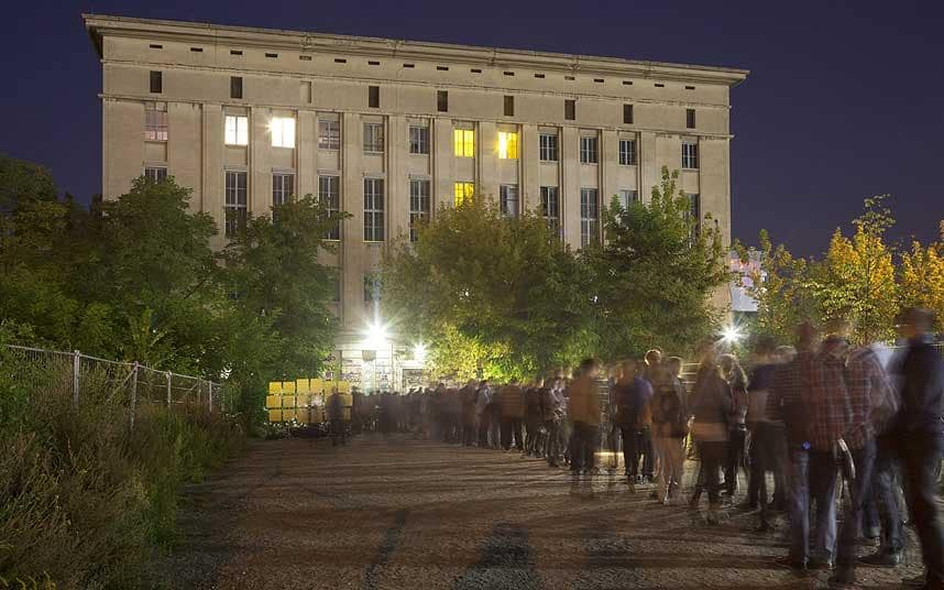 Berghain Announces 60-Hour Rave For New Year's Eve