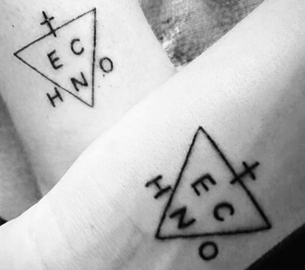 Techno tattoos