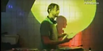 Video taken Inside of Berghain Panorama Bar with Ricardo Villalobos