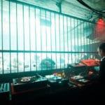 Techno scene Berlin