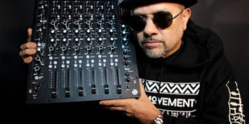 Louie Vega becomes PLAYdifferently MODEL 1 ambassador