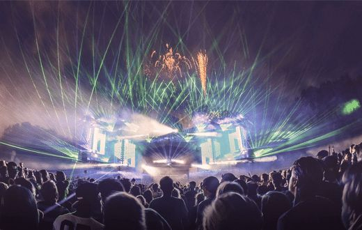 Time Warp and Awakenings are teaming up to make a super-festival