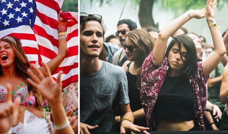 Festivals in the USA vs. Festivals in Europe