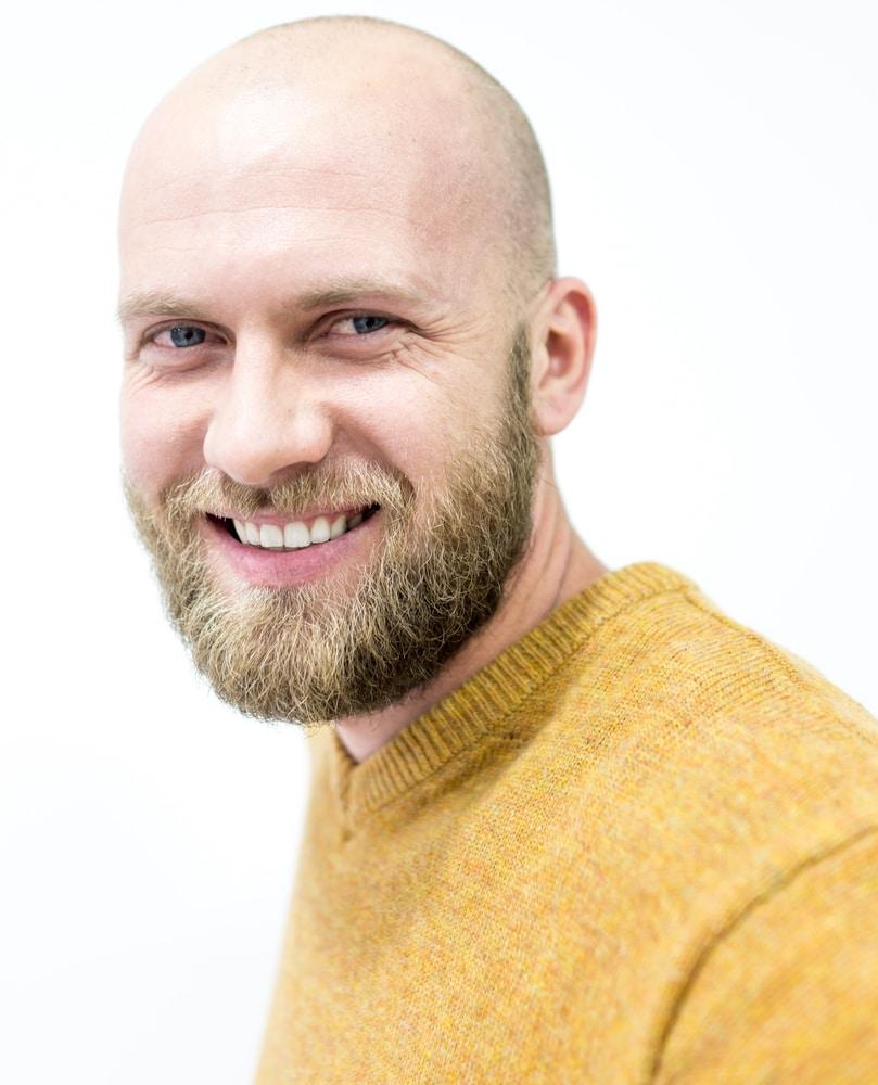 Mr. Ackerman AKA The Techno Viking