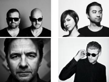 Laurent Garnier, Pig&Dan, SHADED and Drunken Kong deliver the next big remix package on Tronic