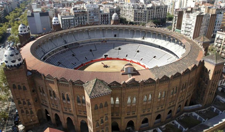 Bullring In Barcelona Will Again Be A Techno Arena