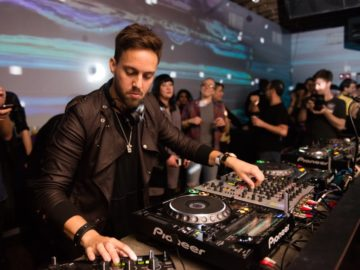VIDEO: Watch Maceo Plex Drop 'Eric Prydz - Opus' and Leave the Crowd Confused