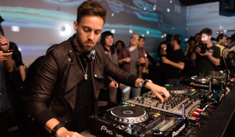 VIDEO: Watch Maceo Plex Drop 'Eric Prydz – Opus' and Leave the Crowd Confused
