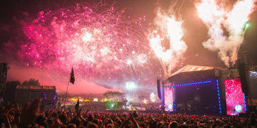 A Suspect Arrested For Murder At Bestival