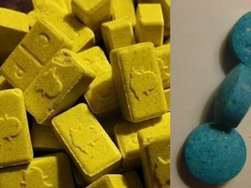 Deadly Snapchat pills circulate Germany, warning over dangerous Blue Dolphins and Orange Louis Vuitton ecstasy pills