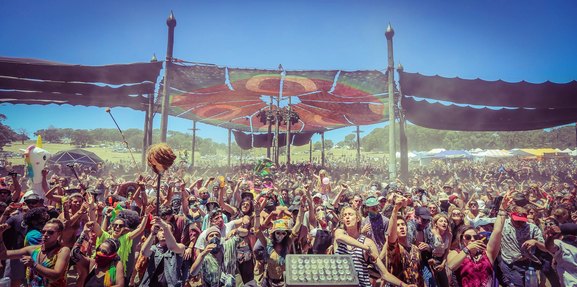 Earthcore Festival Cancelled As Many DJs Say They Weren't Paid
