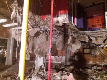 40 People Injured As Club Dance Floor Collapses (VIDEO)