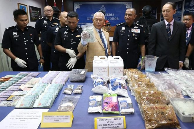 Ecstasy Worth 7.5 Million Dollars Seized