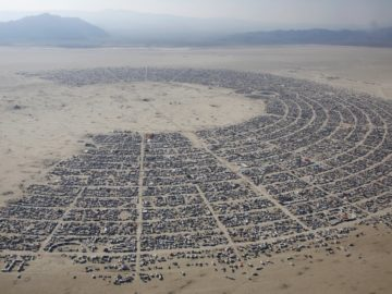 Burning Man Might Lose The Location Its Being Held