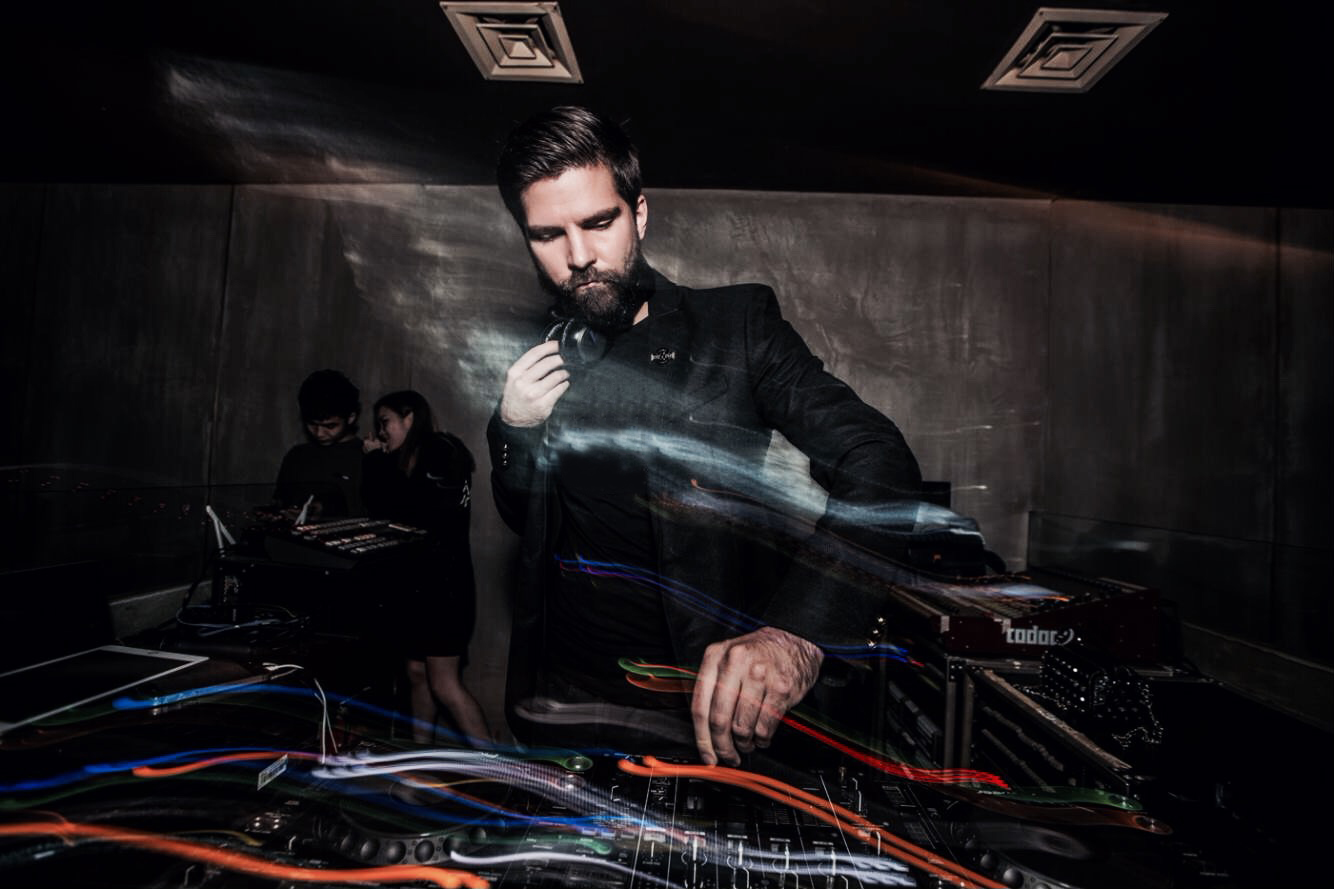 TOMASZ GUIDDO: Poland's most adventurous DJ talks about his career and current life in China