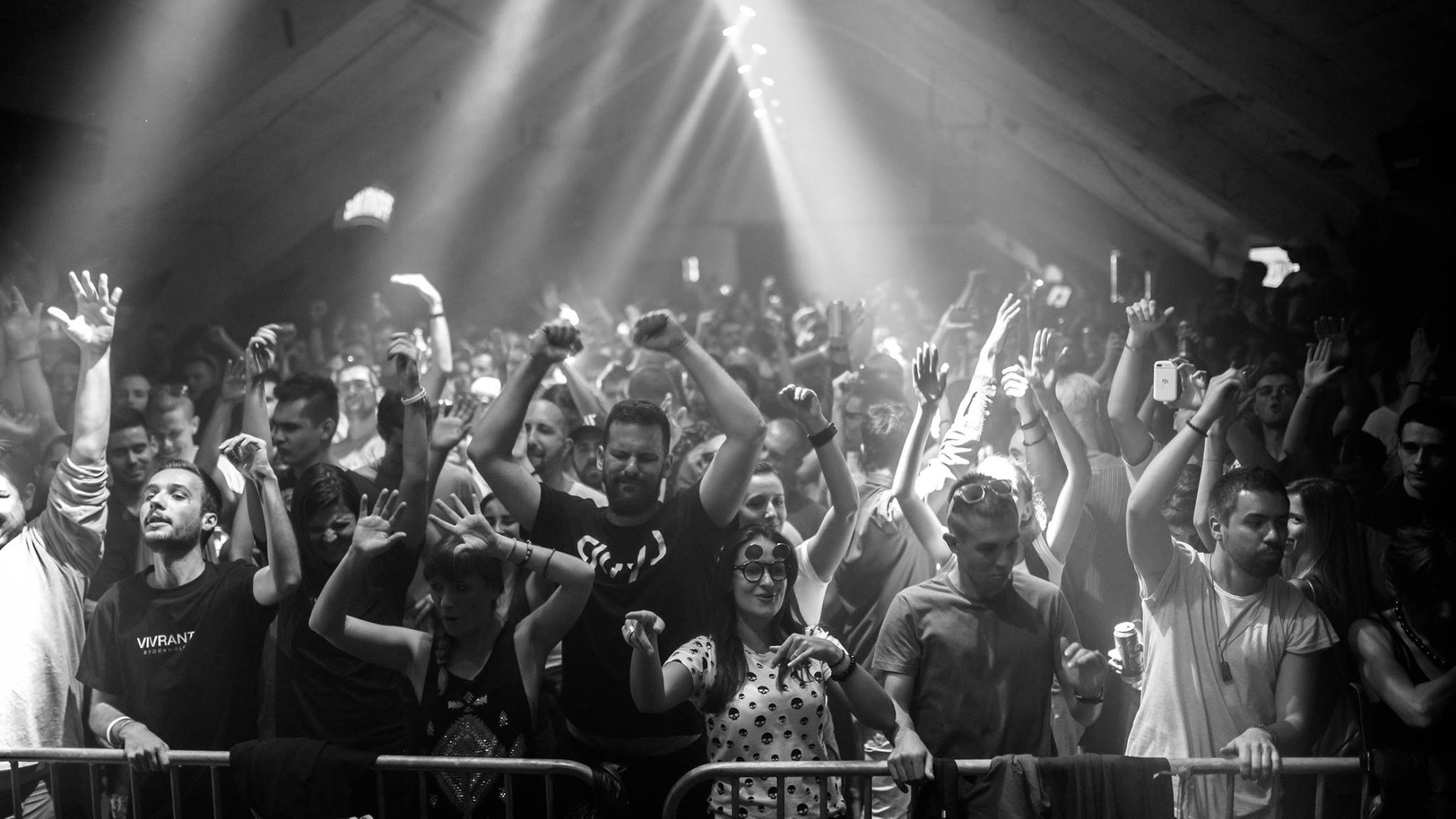 10 Types Of Ravers You Can Find – Only Techno