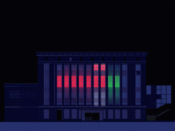 See How Graphic Designer Illustrates World's Most Famous Clubs