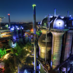 Industrial Park Will Host A Techno Rave