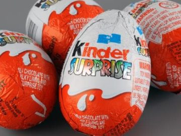 Drug dealers tried to smuggle drugs into a festival in Kinder Egg and condoms