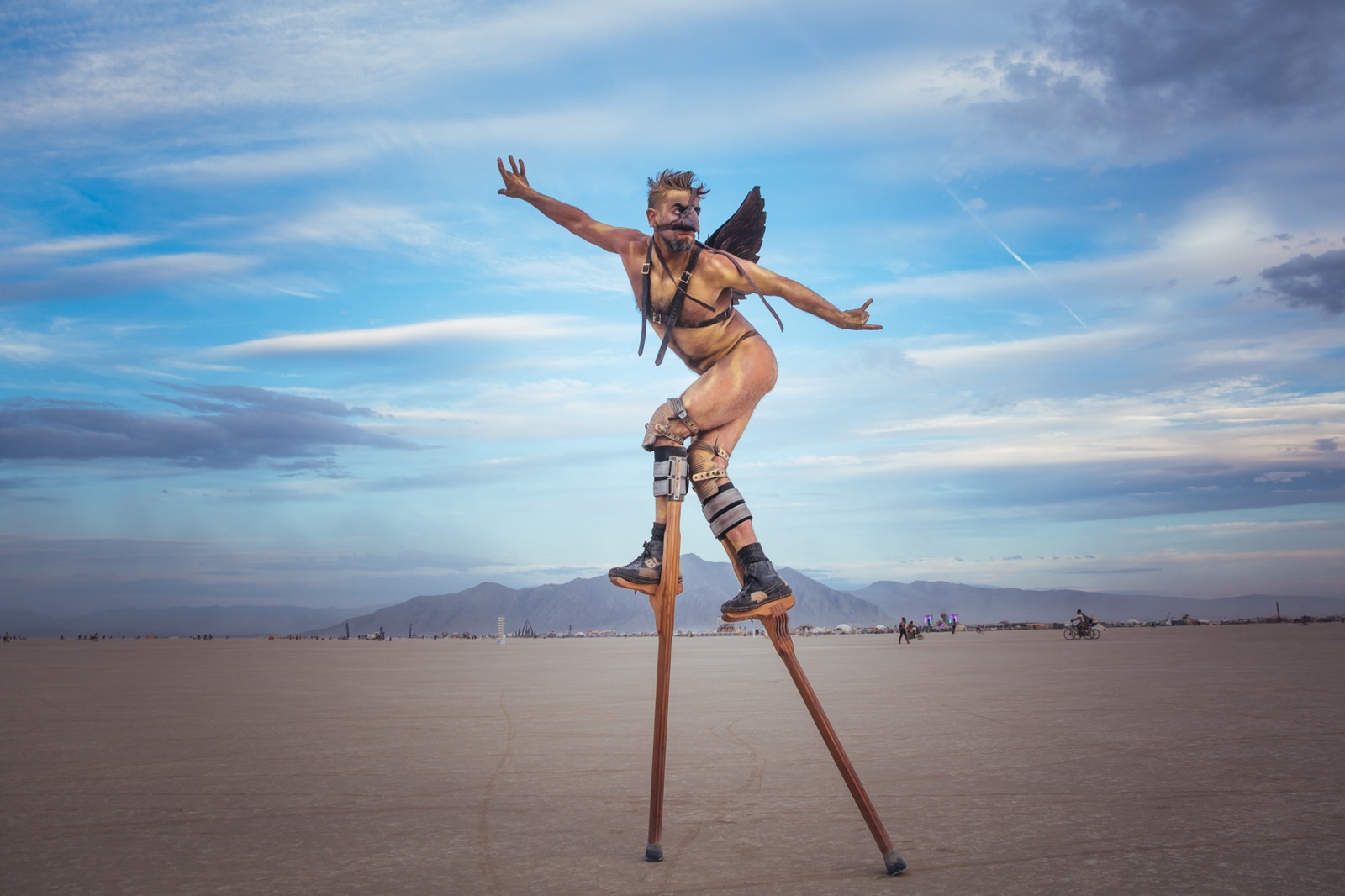 40 Pictures That Reveal The Magic Of Burning Man