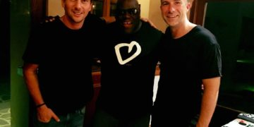 """Carl Cox's classic track """"Your Light Shines On"""" is getting two new versions by Pan-Pot and CHUS+CEBALLOS"""