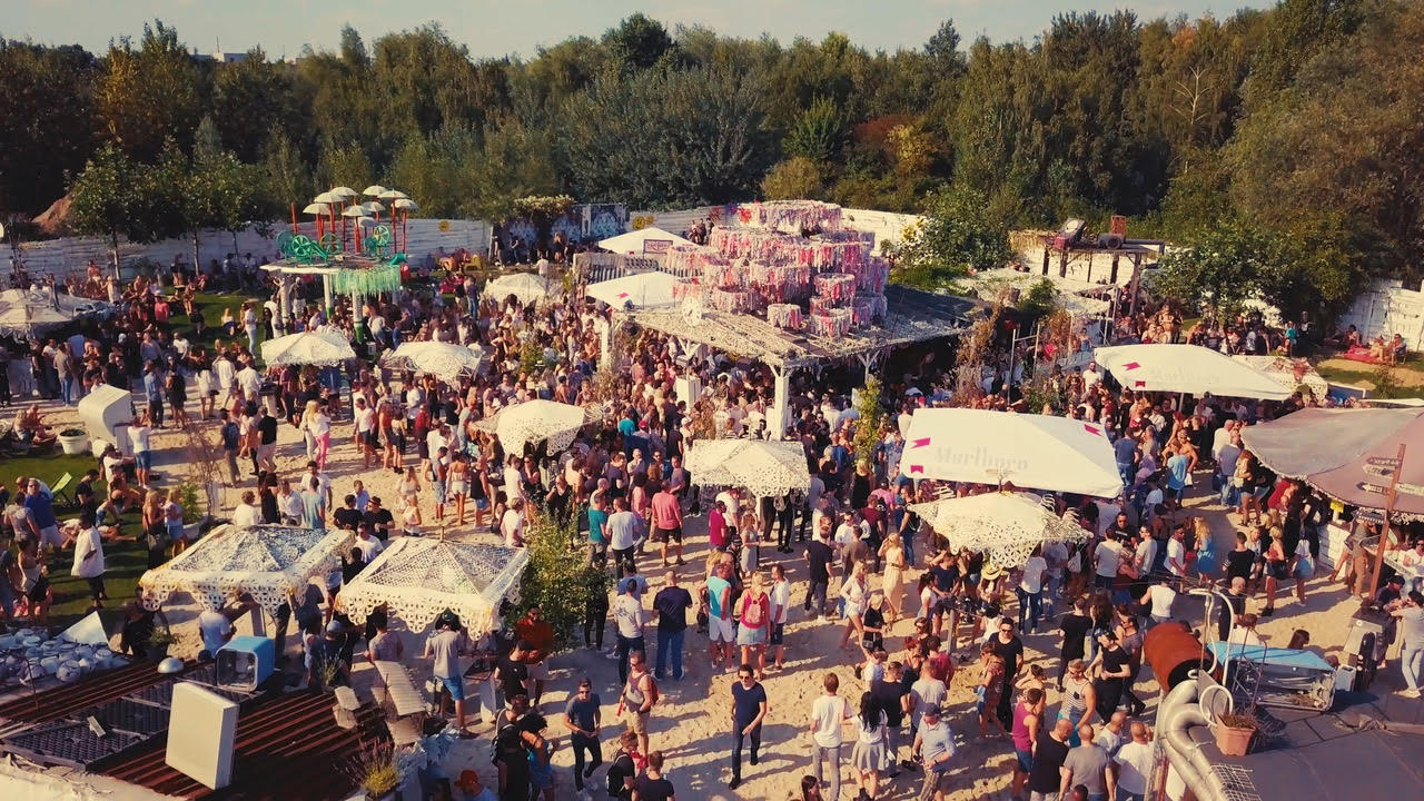 Legendary German open-air-club The Kiesgrube announces Summer series with Loco Dice, Marco Carola, Richie Hawtin, and The Martinez Brothers + more