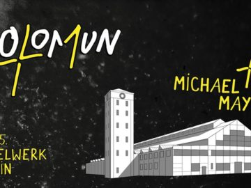 Win Two Tickets For Solomun+1 in Berlin!
