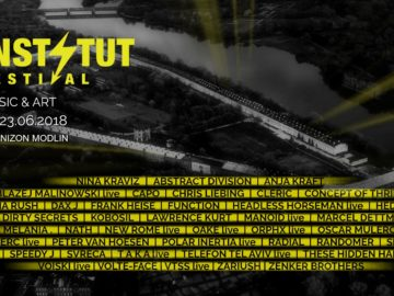 Win tickets for Instytut Festival