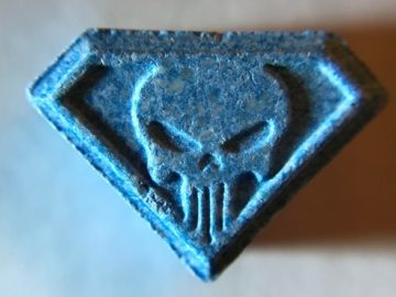 Festival Issues A Warning About Dangerous Blue Punisher Ecstasy Pills