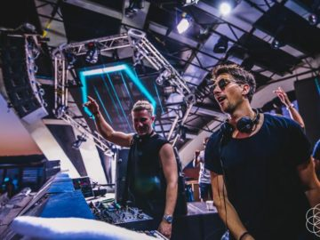 Hear Pan-Pot's Mix Ahead Of Sonus 2018