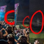 Ghost Appeared At Festival