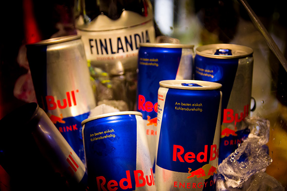 Vodka & Red Bull Combination Has Same Effect On Brain As Cocaine