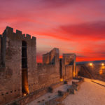 Don't Miss Techno Rave In This Medieval Fortress