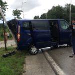 Eris Drew injured in car accident in Albania
