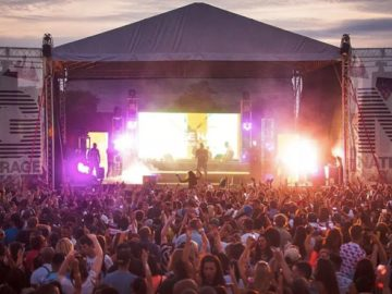 Four Ravers Stabbed At Garage Nation Music festival
