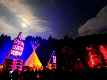 Acclaimed Japanese Techno festival Labyrinth keeps Lineup a Secret