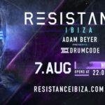 Resistance Ibiza: Adam Beyer presents Drumcode