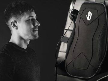 Watch Stonebank (Monstercat) Discuss How Subpac Became Integral to his Work