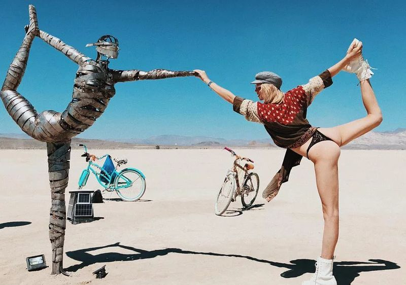 Photos From Burning Man 2018 You Have To See