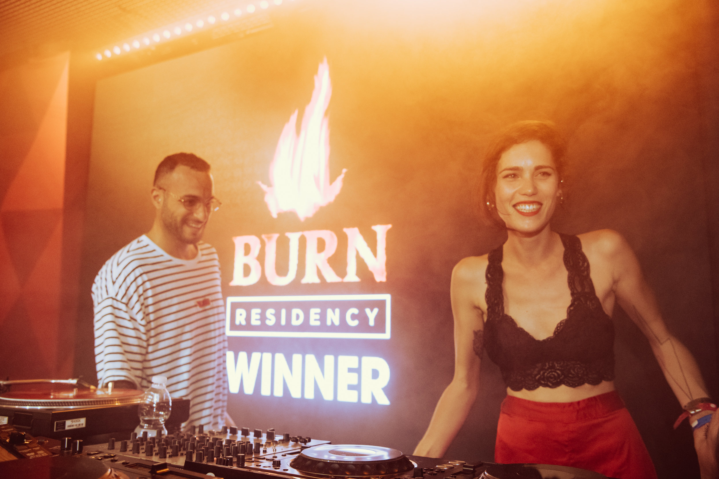 BURN Residency Winner Revealed: Spain's Anabel Sigel
