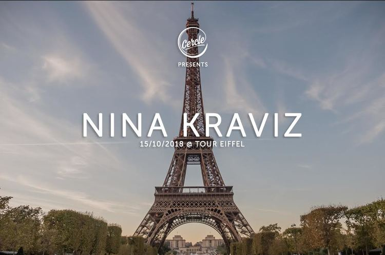 Nina Kraviz will play at Eiffel Tower