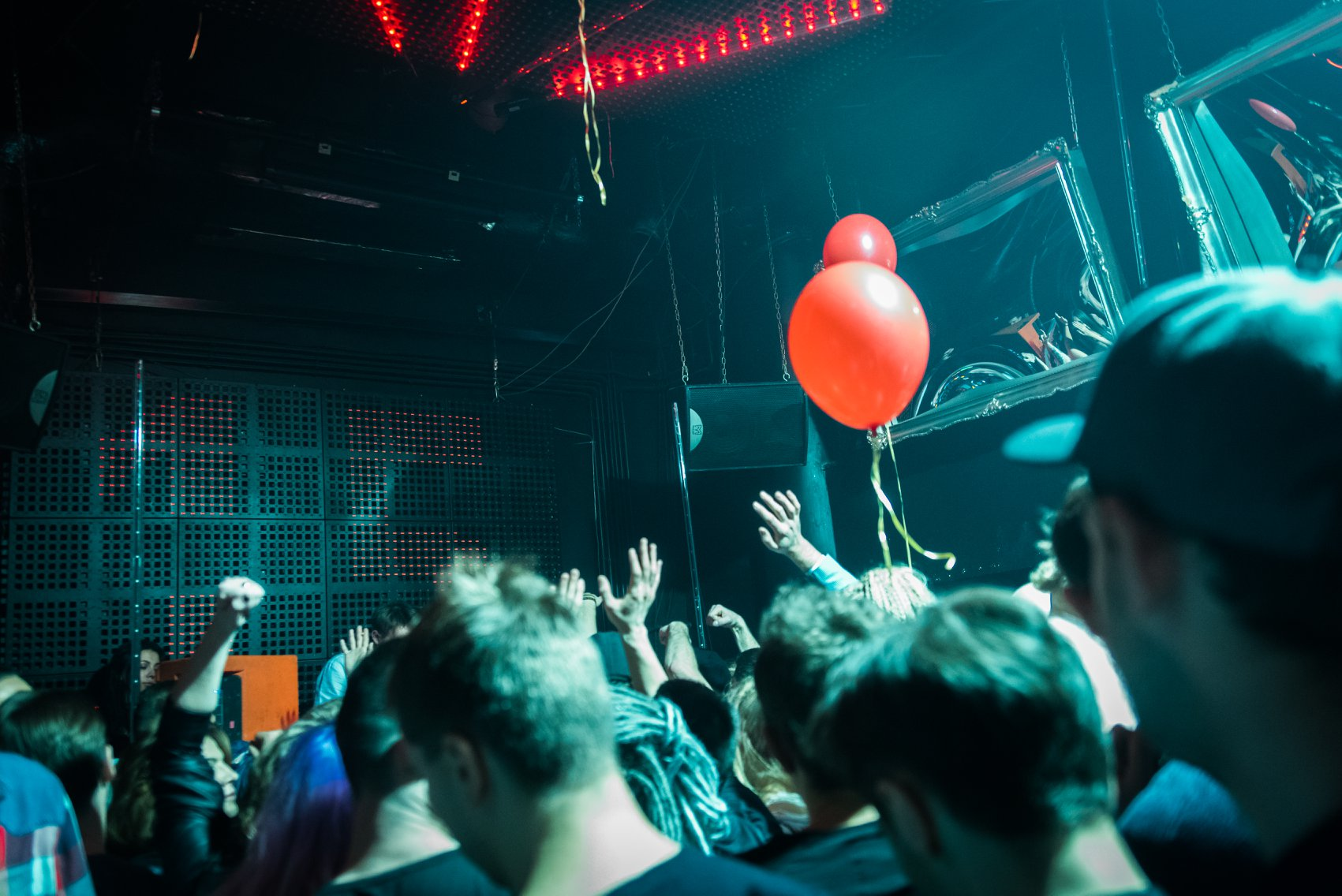 LUZZTRO – The Cult Club From Warsaw Celebrates 15th Anniversary