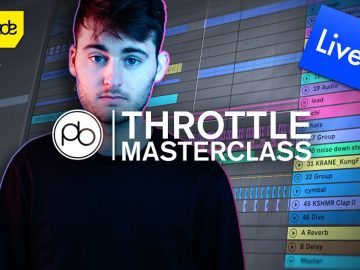 Watch Throttle Breakdown his Emotional Club Gem 'Wanderlust' in Point Blank's Latest Masterclass