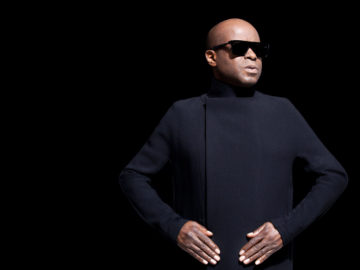 Juan Atkins announced the first ever Cybotron live show