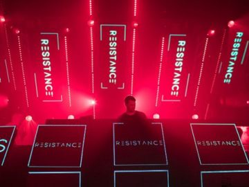 Resistance ibiza announces third season on white isle - Carl Cox and Adam Beyer to return
