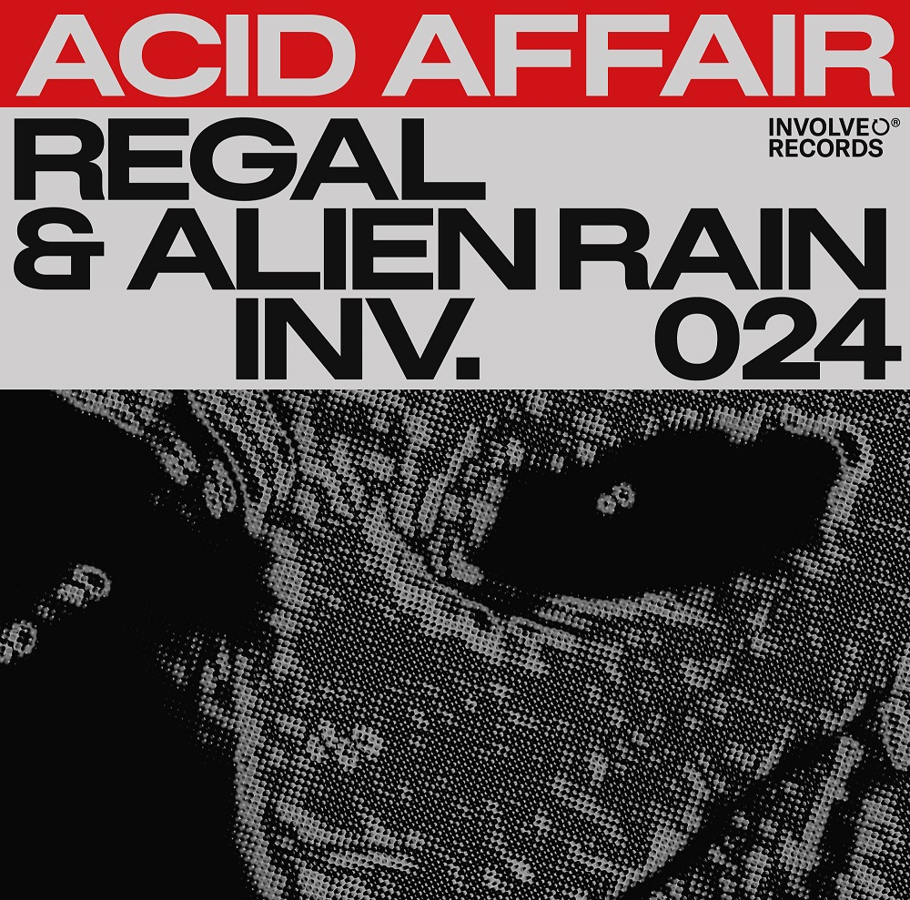 Regal teams up with Alien Rain (Milton Bradley) for decadent two tracker on Involve