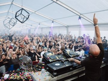 Caprices Festival announces brand new stage and second phase of acts inc Mathew Jonson, Dana Ruh and more