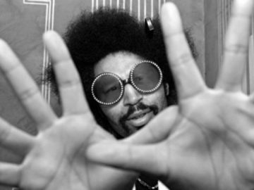 Police Shared Video Of Moodymann's Arrest